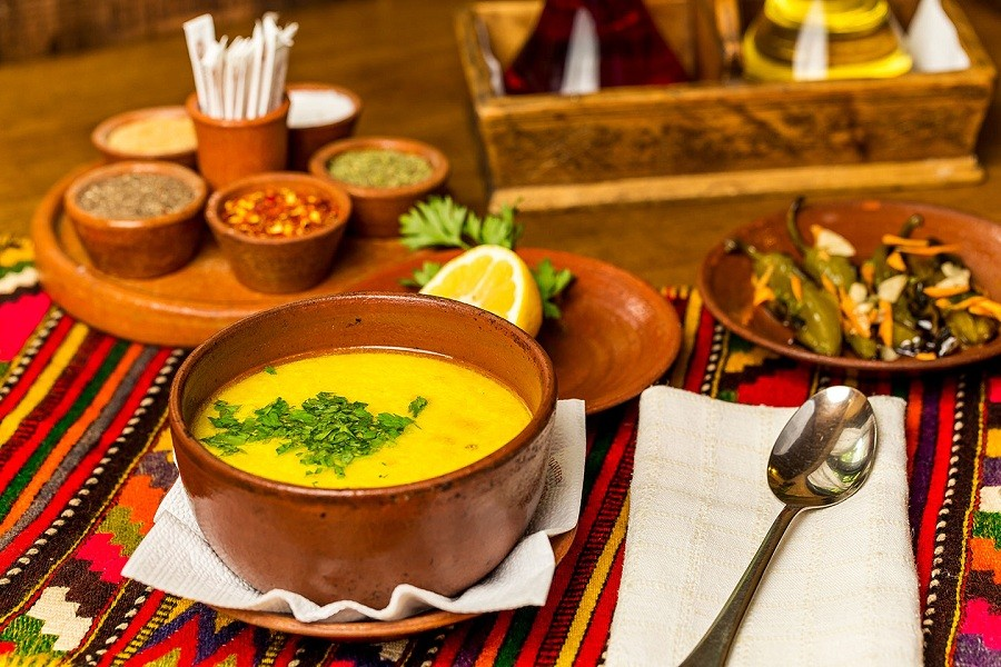 Traditional Soups and Chorbas